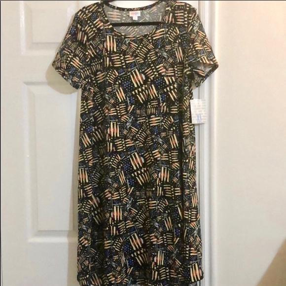 LuLaRoe Dresses & Skirts - NWT lularoe Carly size XL
